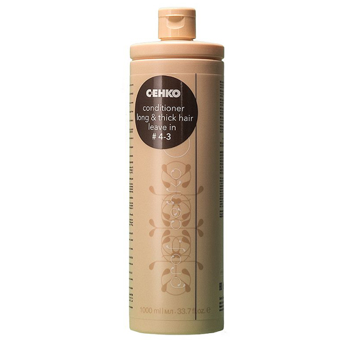 KEM XÃ KHÔ CEHKO CONDITIONER LONG & THICK HAIR LEAVEIN 1000ML